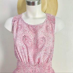 NWT GAP Sleeveless Floral Dress